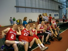 Special Olympics - Basketball