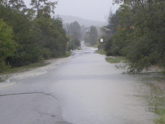 The September 2011 Flooding - Spencer