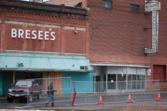 Former Bresee's Oneonta Dept Store Demo