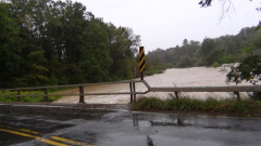 Bridge on Richards Rd