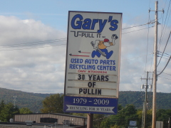 Gary's-U-Pull-It 30th Anniversary