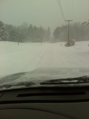 Where is the road??