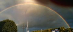 Rainbow over Sidney