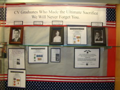 CV honors Fallen Soldiers