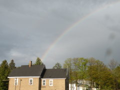 Rainbow in Norwich