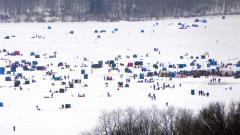 1/29/11 Whitney Point Crappie Derby