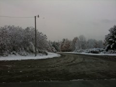 Winter Weather in Towanda, PA
