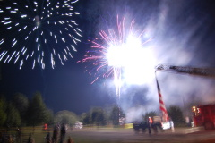 Sayre PA's 20Th Annual Fireworks