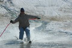 Pond Skimming at Greek Peak