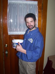 Billy Mays is still alive