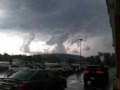Rotating clouds, Weis Upper Front