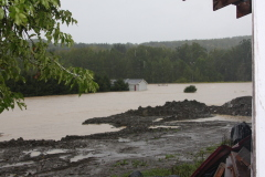 Flooding in Maine NY