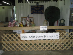 Sherburne Grange at Chenango Cty. Fair