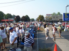Car Nuts Party in Watkins Glen NEXT WEEK