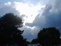 THE CLOUDS OF CONKLIN NY