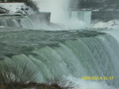 Niagara Falls for Valentines Day