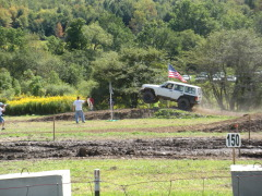 Mud Bog at Broome Tioga Sports Center