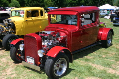 Antique Auto Show held at the Hickories