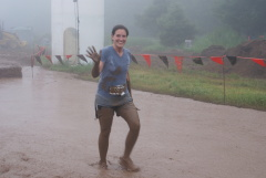 Photos of Warrior Dash Competition