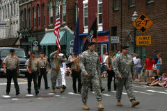 2011 Memorial Day Parade in Owego