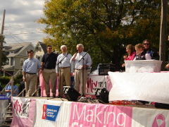 Making Strides Against Cancer