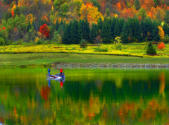 Fall Fishing in Tioga County, PA!!!