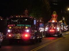 Sidney Holiday Parade