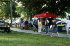 Owego's Third Friday Artwalk for July