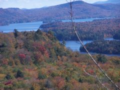 Fall on Bald Mountain