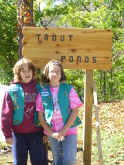 Junior Girl Scouts Bronze Award Project