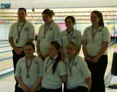 Girl's All-Star Bowlers Win States!