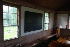 One Room School House in Norwich, NY