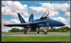 Blue Angels @Greater Binghamton Air Show