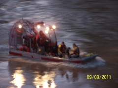 Campville fire dept. rescues 2 kayakers
