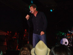 Huey Lewis & the News at Dick's open 09'