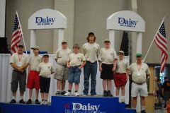 Daisy National BB Gun Championship
