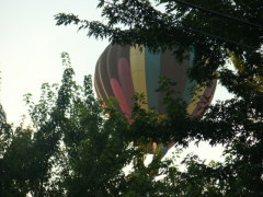 Balloons Fly Over Conklin NY