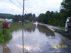 Bainbridge flooding
