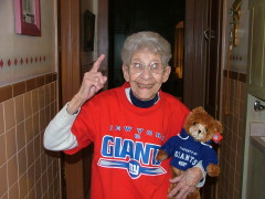 Giants Win Super Bowl
