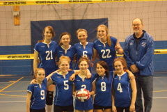 WinCity Volleyball Club Wins First Place