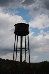 Susquehanna PA water tower
