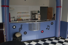 JukeBox Donut Shop