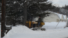 Digging out from the blizzard