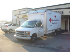 2008 STHD / Red Cross Blood Drive