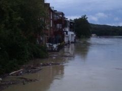 River Row in Owego