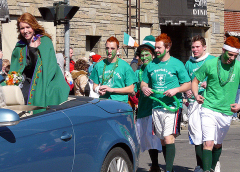 St Patricks Day Parade