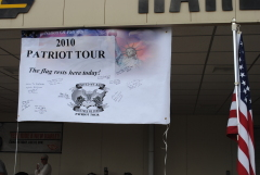 Nation of Patriot Tour