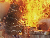 holiday fire danger