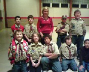 JC Scouts -  Reporters for a Day